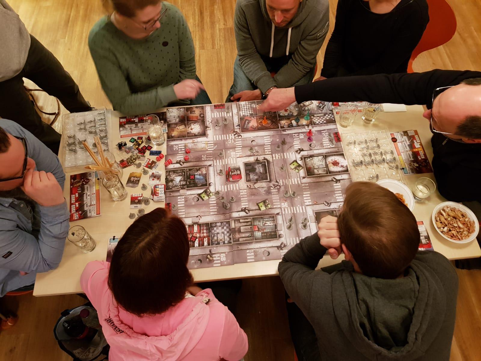 Spieleabend für Erwachsene @ Sylt Kita Am Nordkamp